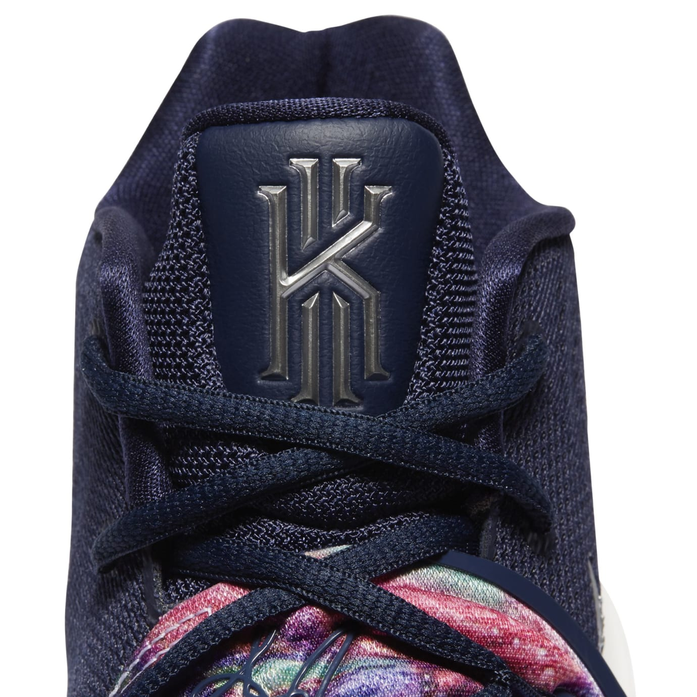 Nike Kyrie 5 'Multi-Color' (Tongue)