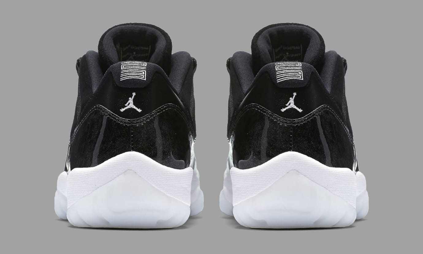 545de9f69c3aa Air Jordan 11 Low Barons Release Date 528895-010 | Sole Collector