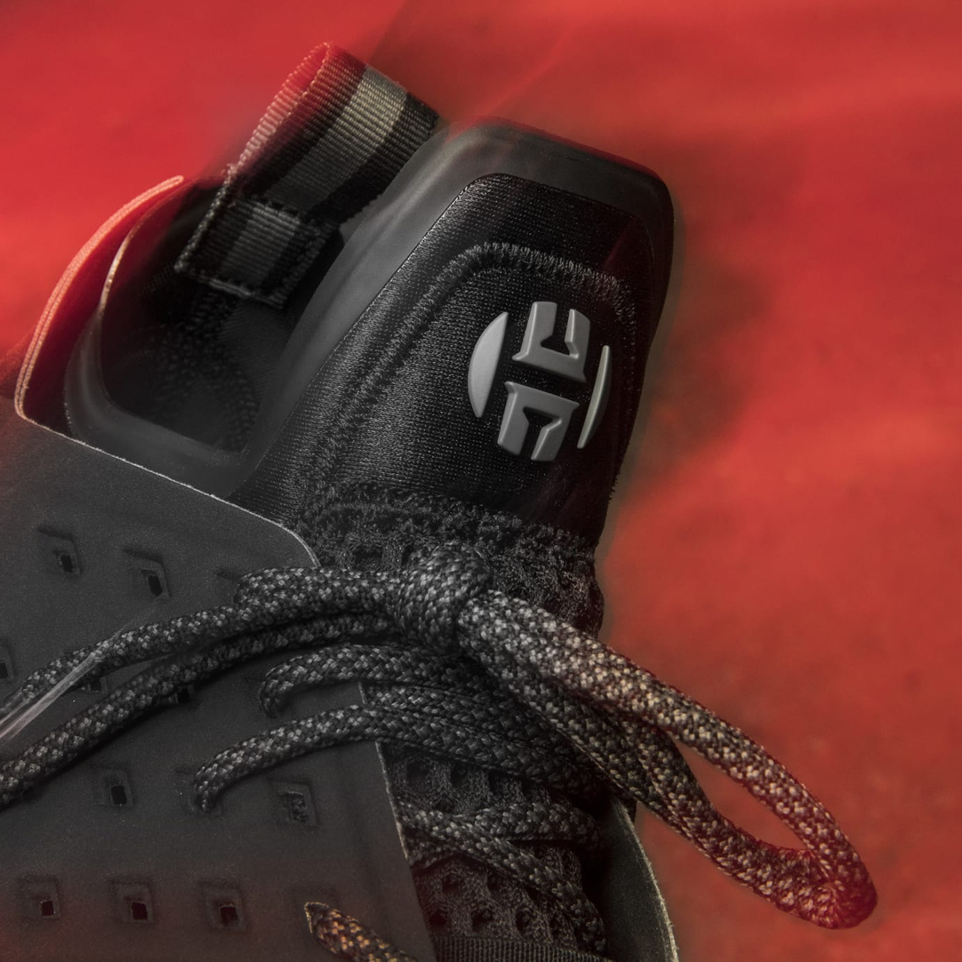 23be72b766c0 Adidas Harden Vol. 2 Nightmare Release Date F34361 Tongue