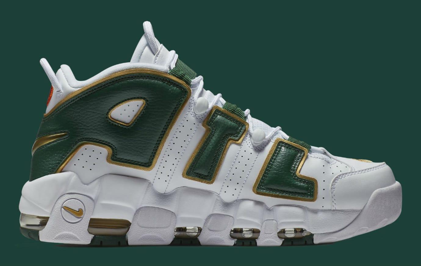 Nike Air More Uptempo Atlanta Release Date AJ3139-100 Medial