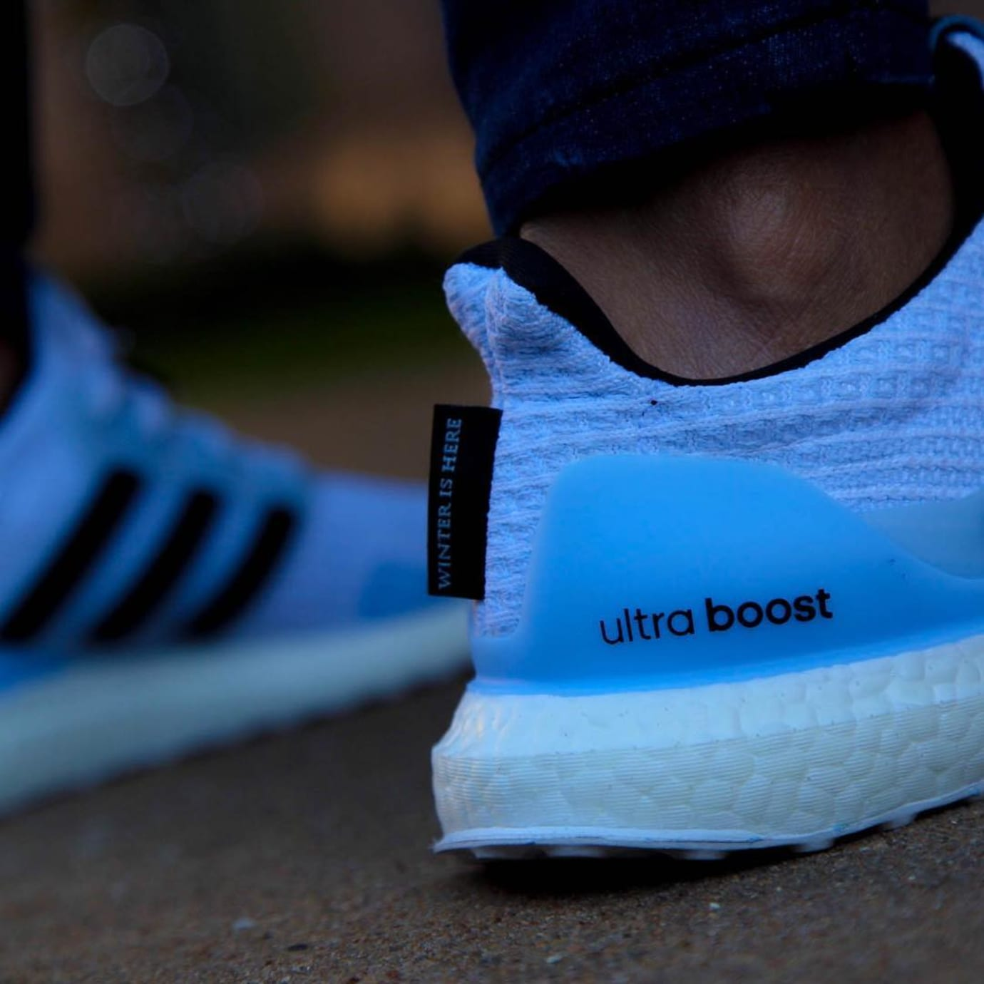 2019 Officer Adidas Ultra Boost M 4.0 Parley Ocean Pack Carbon