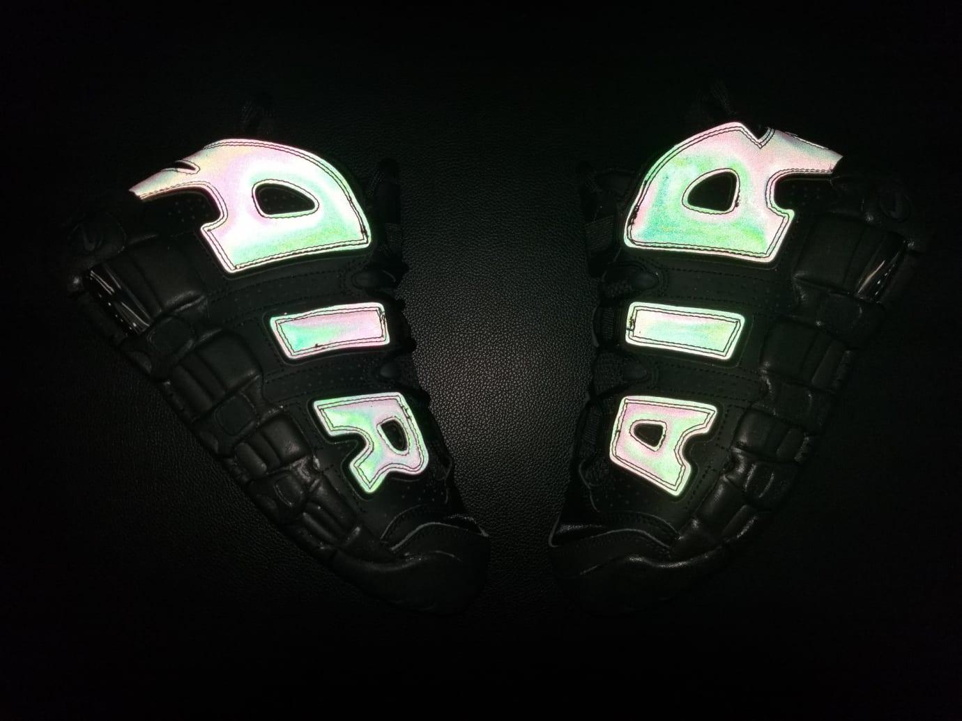 Nike Air More Uptempo GS 'Reflective' 922845-001 (Reflective)