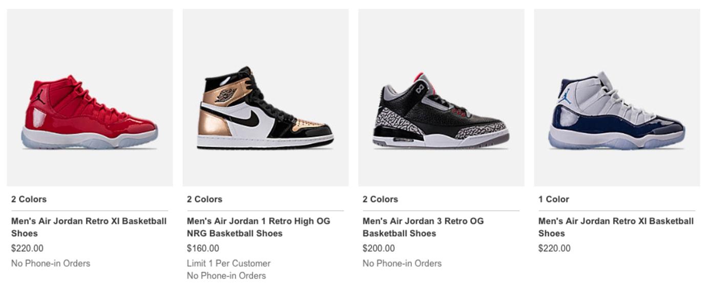 7c53586558e4 Air Jordan Restock