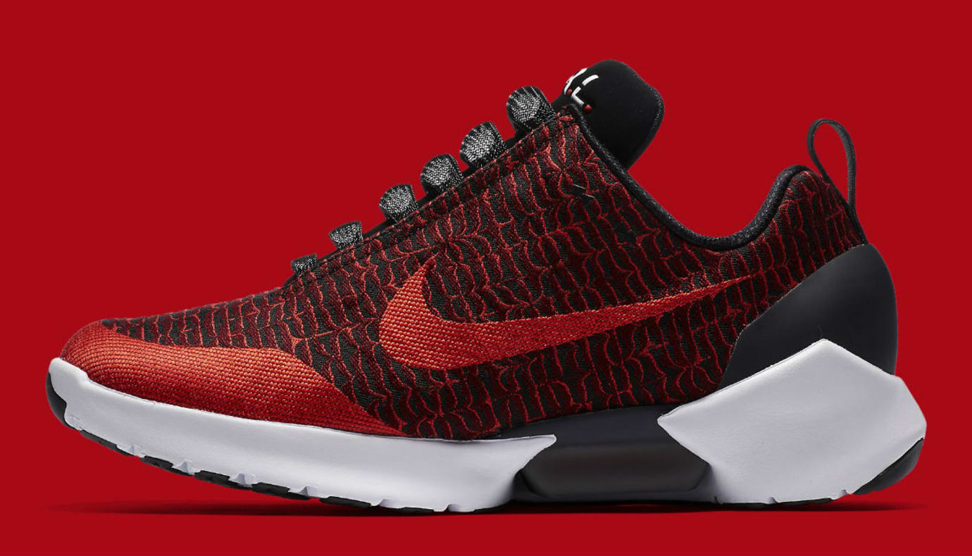 Nike HyperAdapt 1.0 Habanero Red Release Date 843871-600 Profile