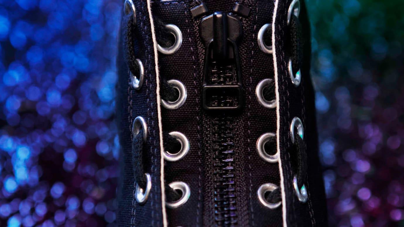 Undercover x Converse Chuck 70 'New Warriors' Black 3