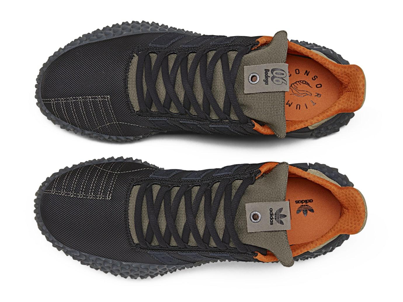 Bodega x Adidas Kamanda BB9243 (Top)