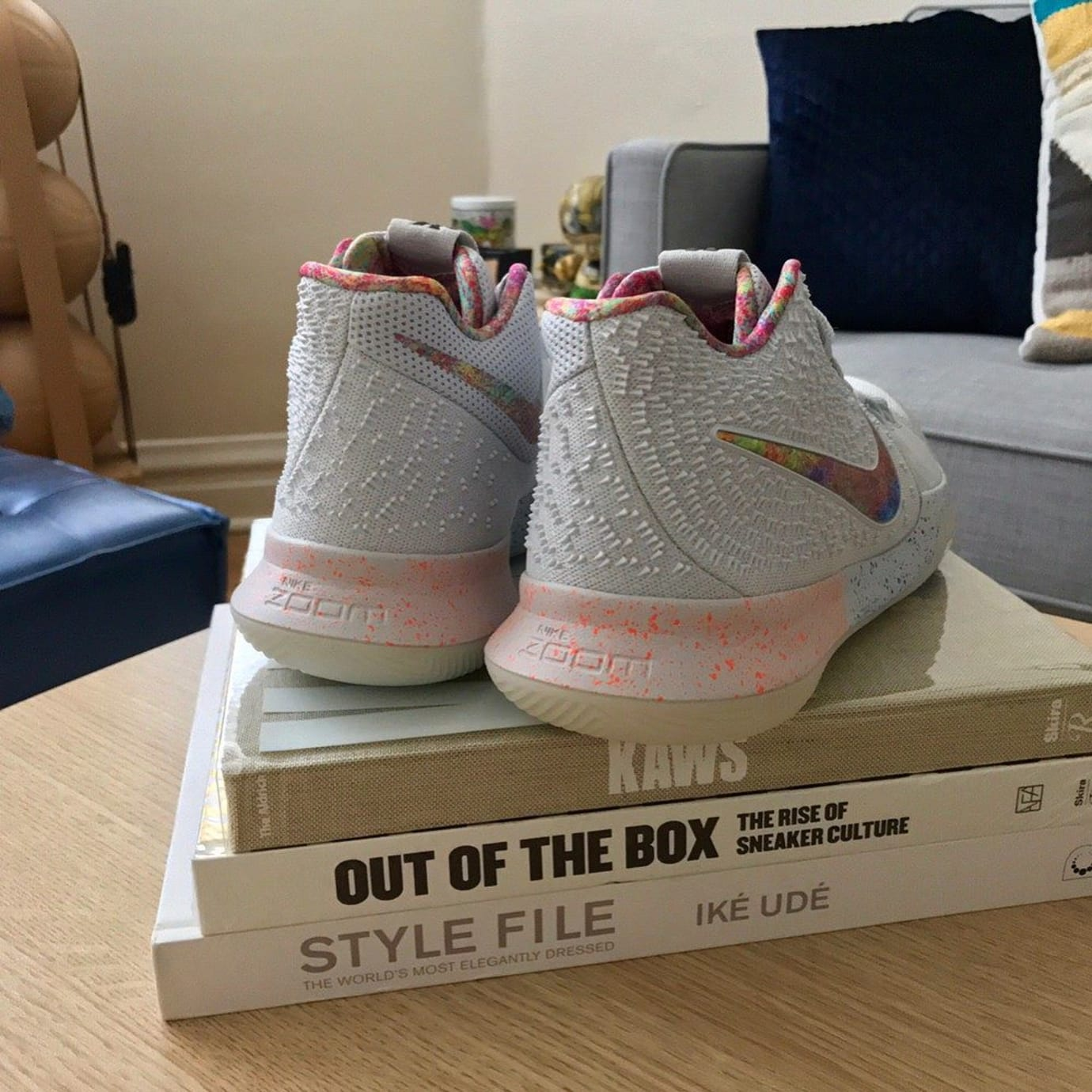 huge discount f9a02 862bc EYBL Nike Kyrie 3 | Sole Collector