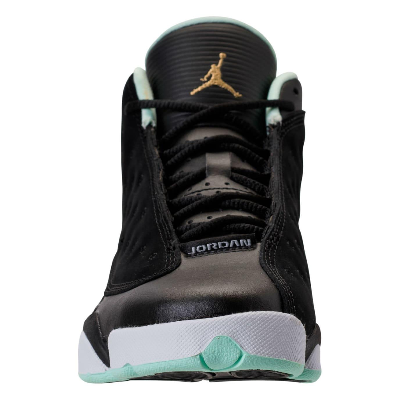 quality design 78c09 56760 Air Jordan 13 GS Mint Foam Release Date Front 439358-015