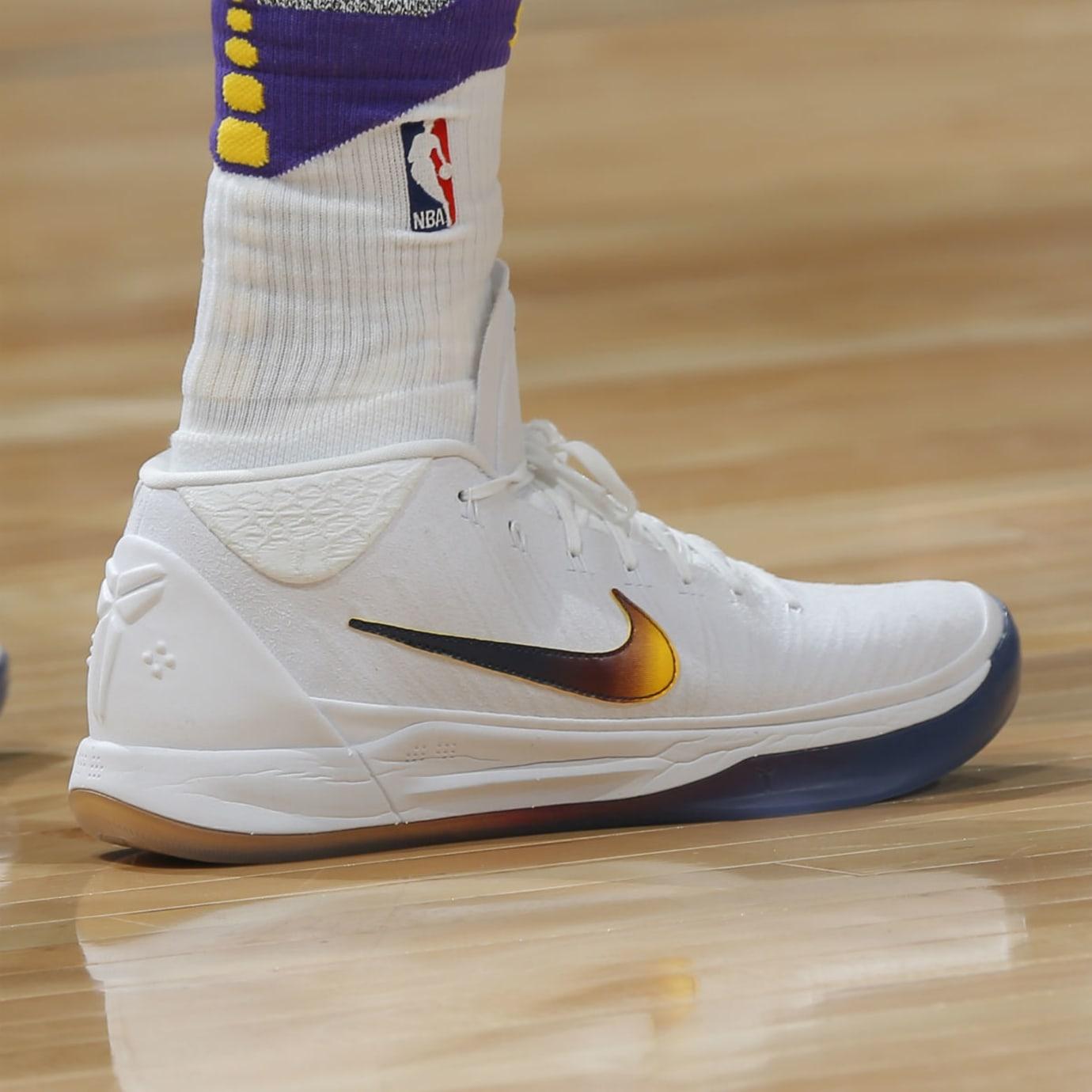 Isaiah Thomas Nike Kobe A.D. Mid Lakers PE