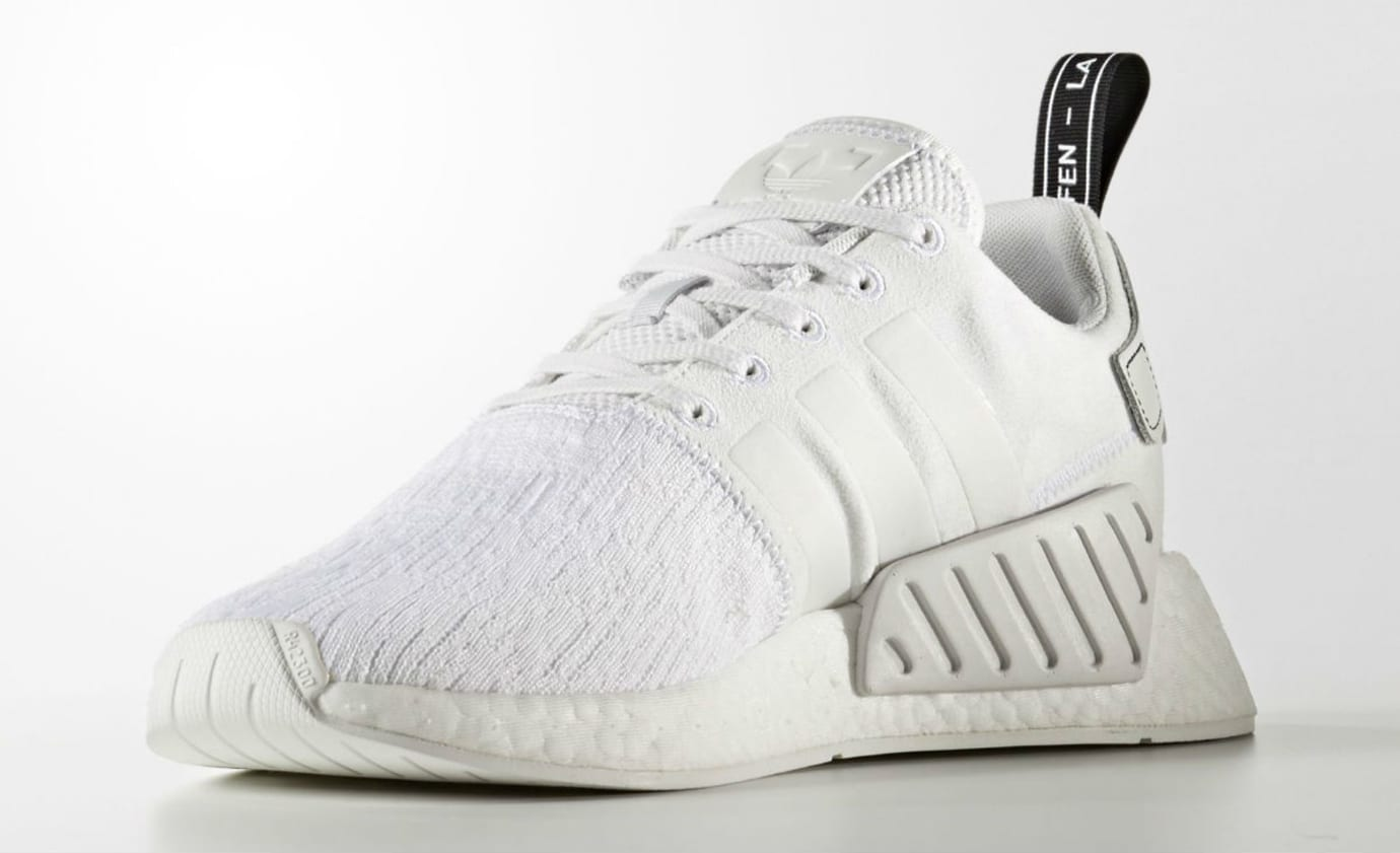 Adidas Nmd R2 Triple White Release Date Sole Collector