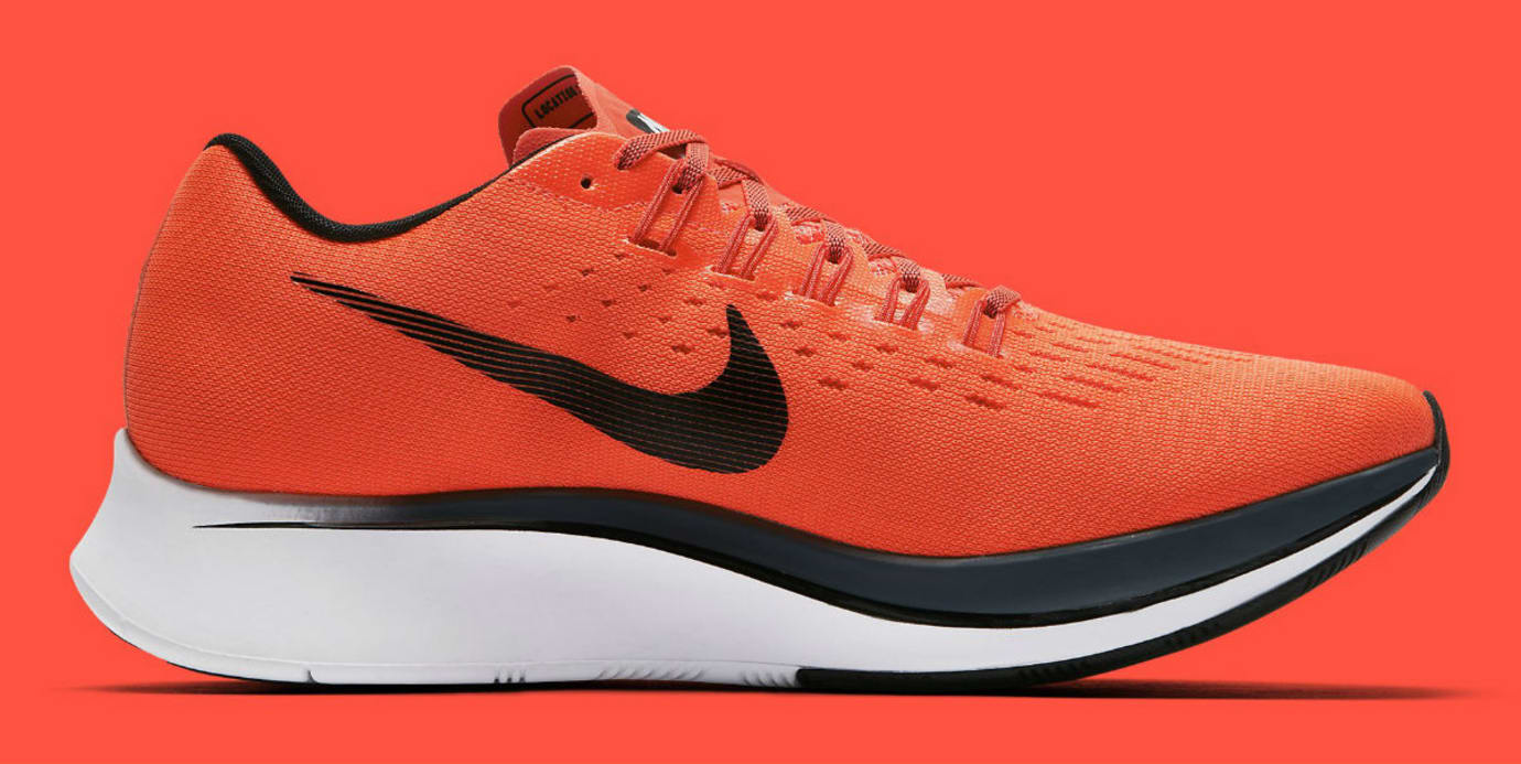 Nike Zoom Fly Bright Crimson Release Date Medial 880848-614