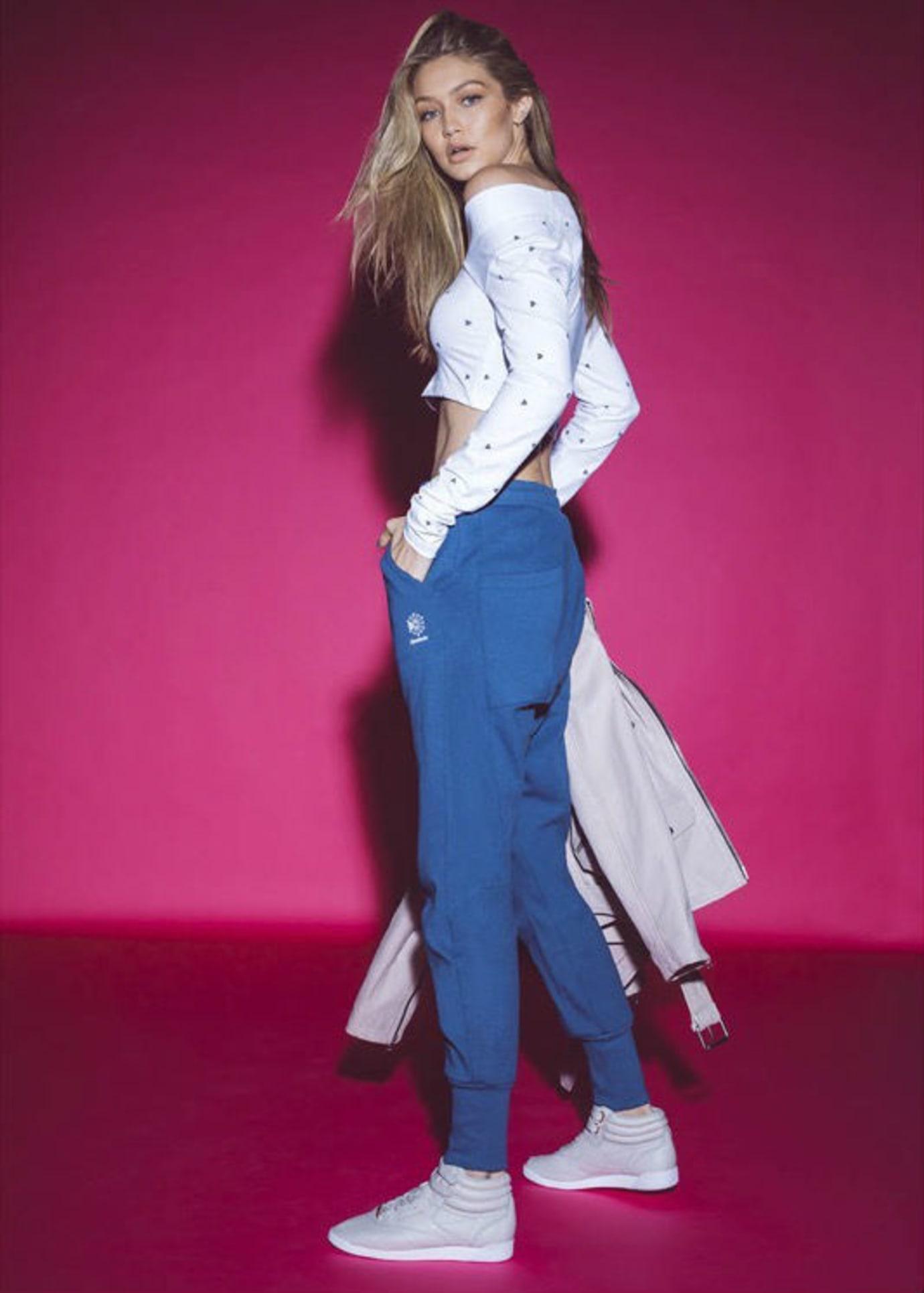 Gigi Hadid for Reebok Classics (2)