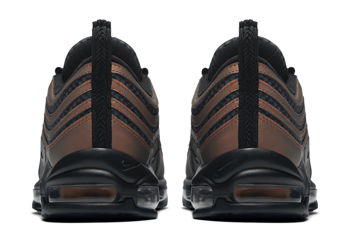 Skepta Nike Air Max 97 AJ1988-900 Heel