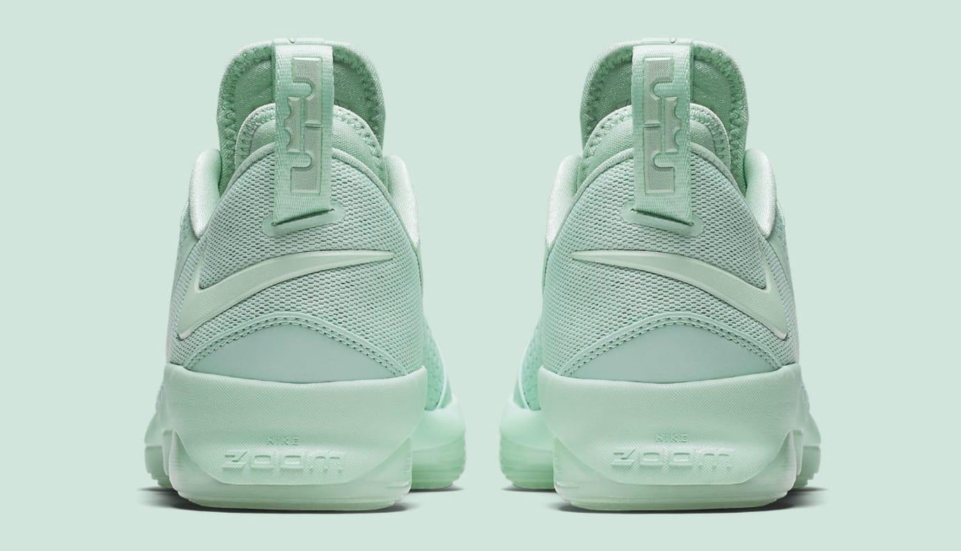 Nike LeBron 14 Low Green Release Date Heel 878635-300
