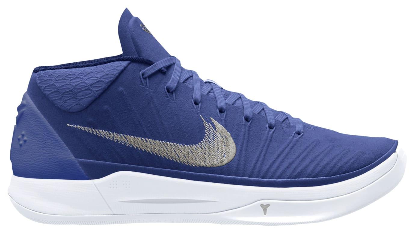 Nike Kobe A.D. Mid Team Blue