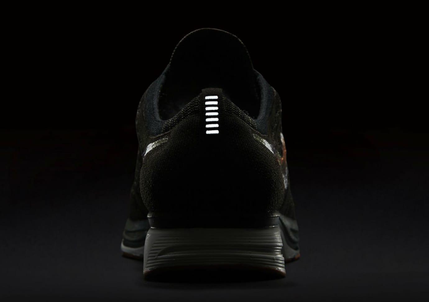 Nike Flyknit Trainer Dark Green Release Date AH8396-202 3M