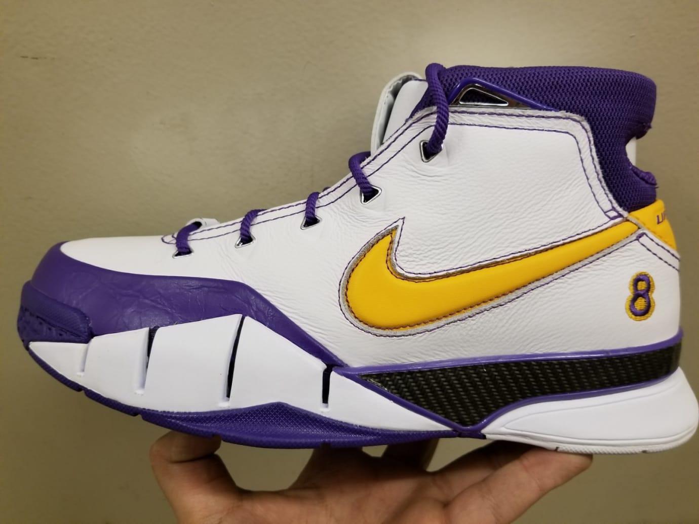 timeless design a924f b1b01 Nike Kobe 1 Protro  Close Out  AQ2728-101