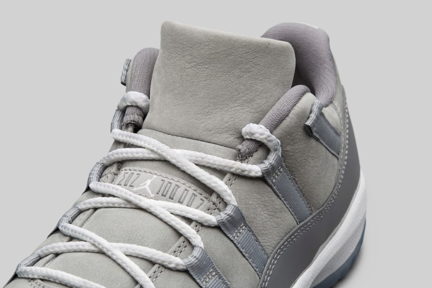 Air Jordan 11 XI Low Cool Grey 2018 Release Date 528895-003  20400b5e0