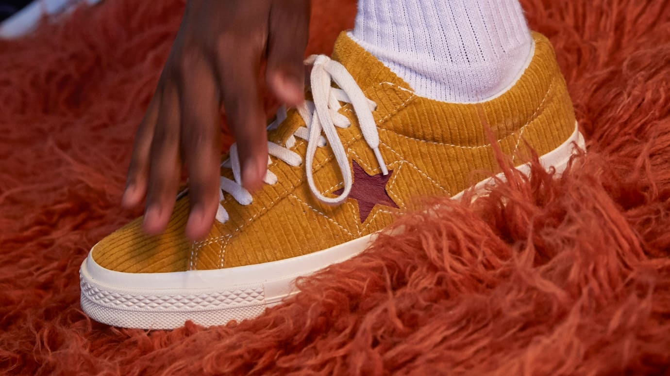 ASAP Nast x Converse One Star
