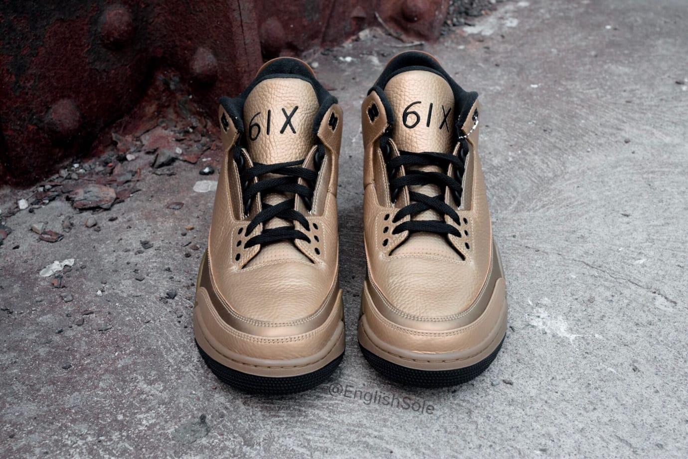578150d157c20e Drake s OVO x Air Jordan 3  6ix  Detailed Images
