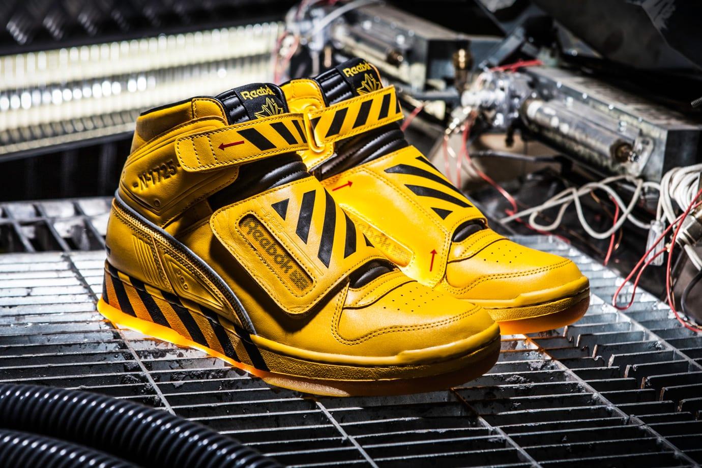 Reebok Alien Stomper Final Battle Sneakers 3