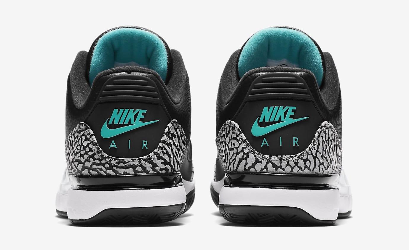 Nike Zoom Vapor RF AJ3 709998-031 Heel