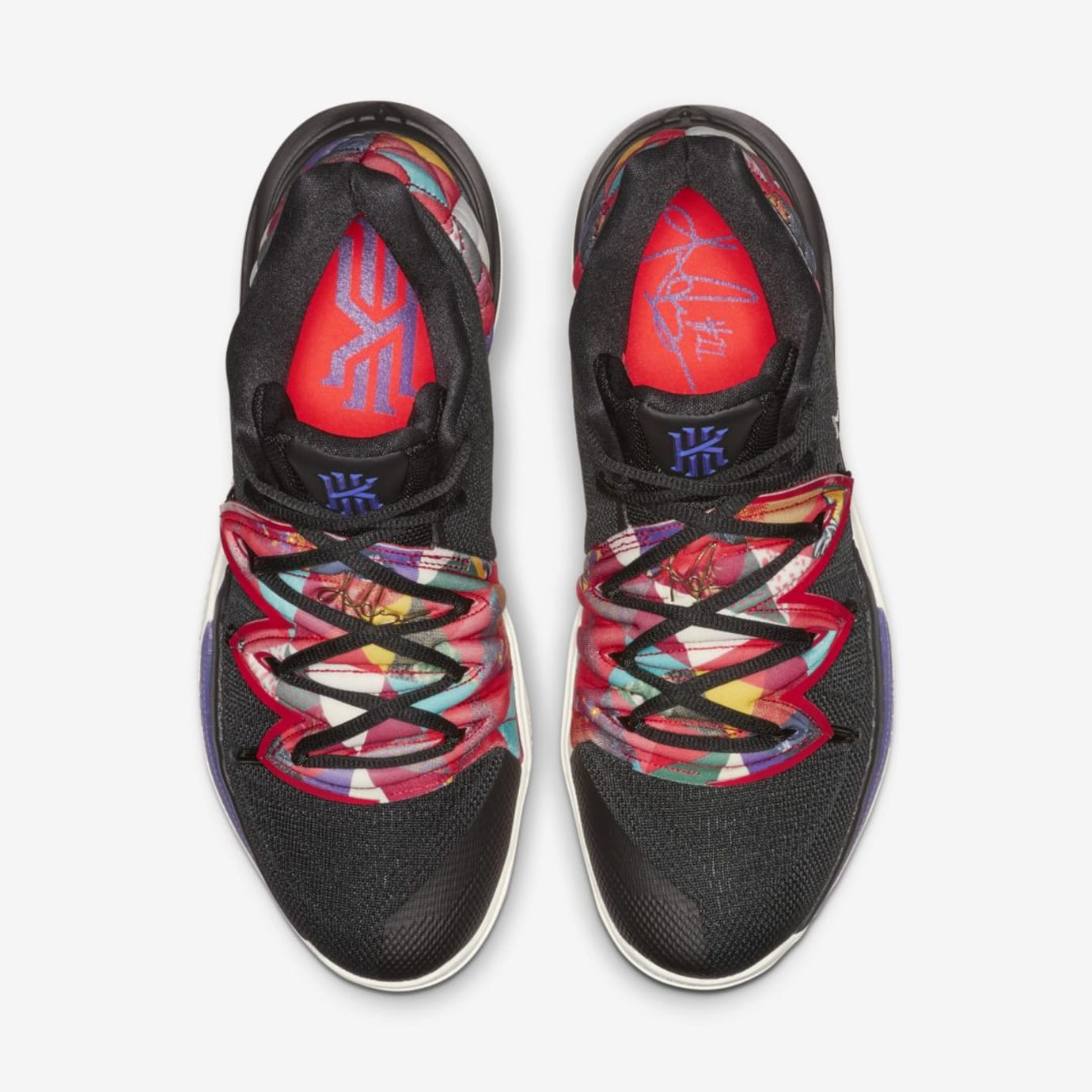 048d8fb0ba3 Nike Kyrie 5 'Black/Multi-Color' Release Date | Premier Kicks