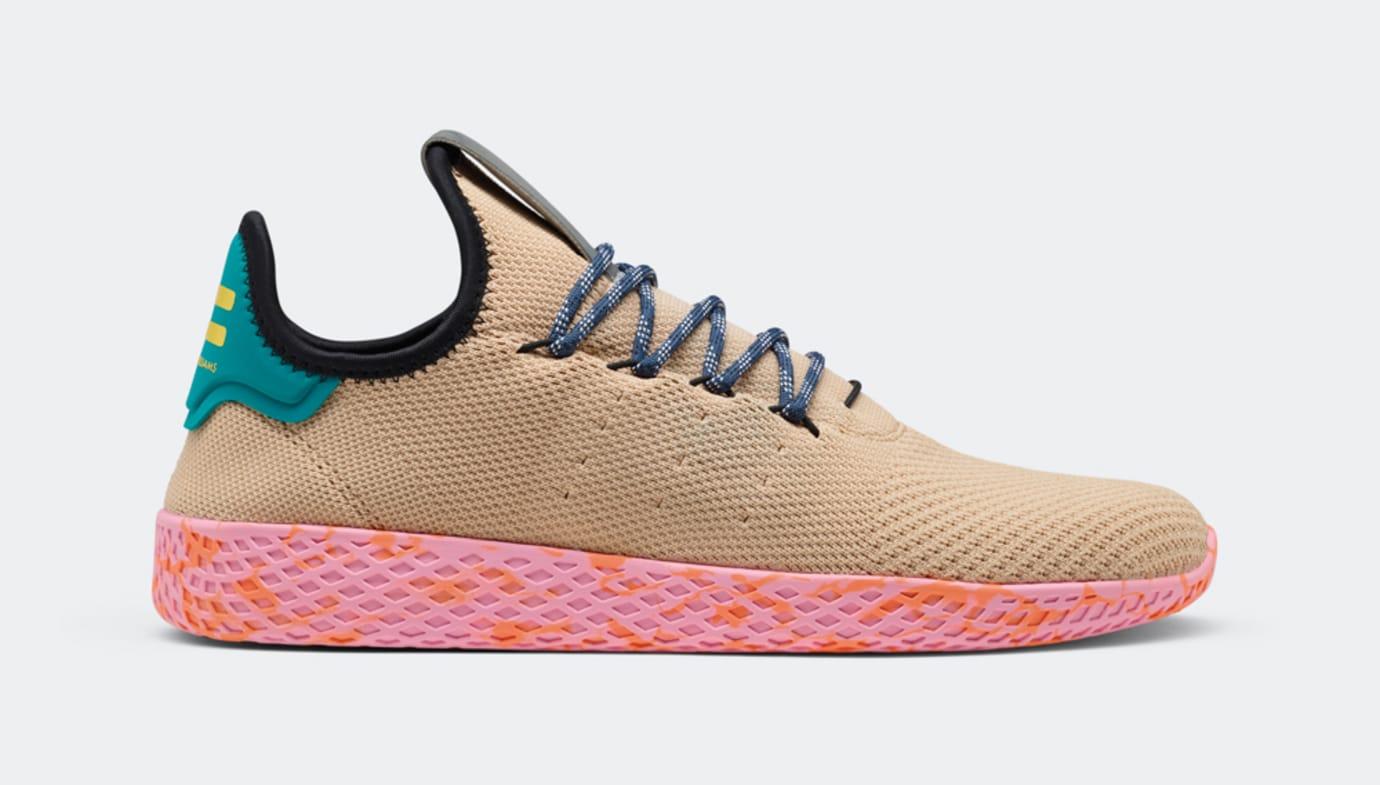 Adidas Tennis Hu BY2672 Profile