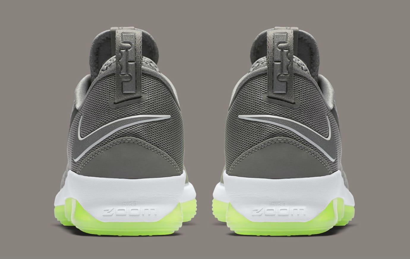 Nike LeBron 14 Low Dunkman Release Date Heel 878636-005