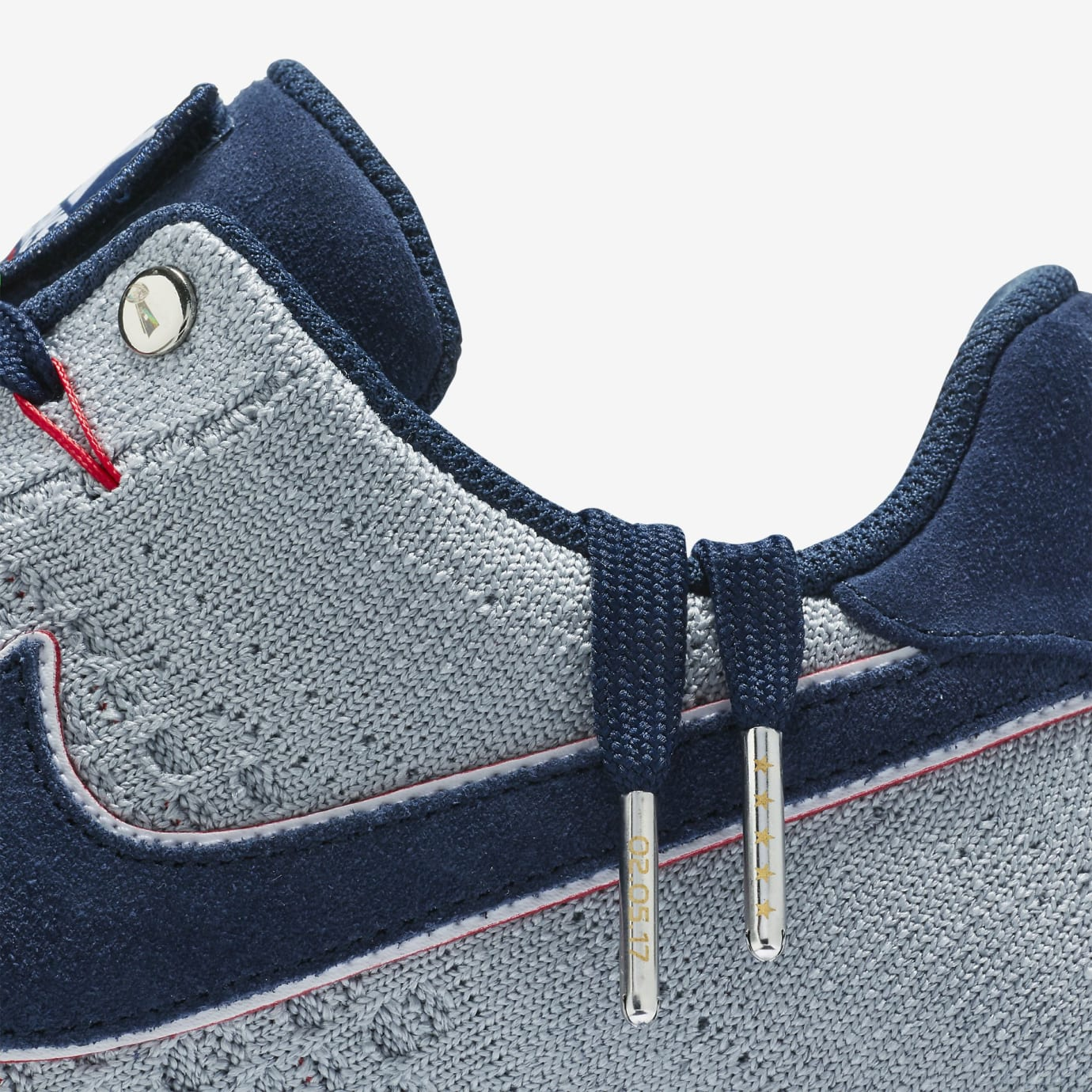 Nike Air Force 1 Ultra Flyknit RKK Patriots AH8425-001 (Detail)