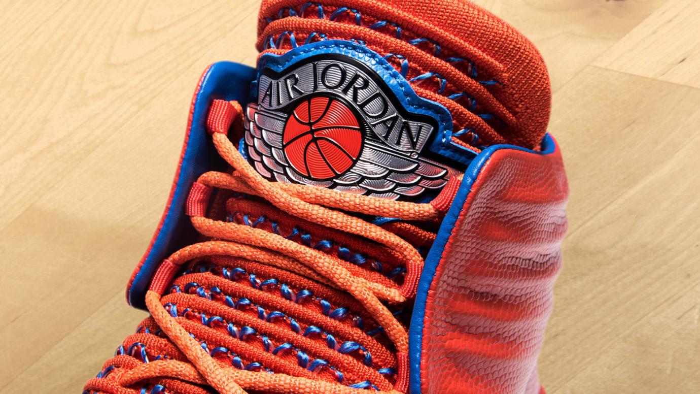 Air Jordan 32 Westbrook PE (Tongue)
