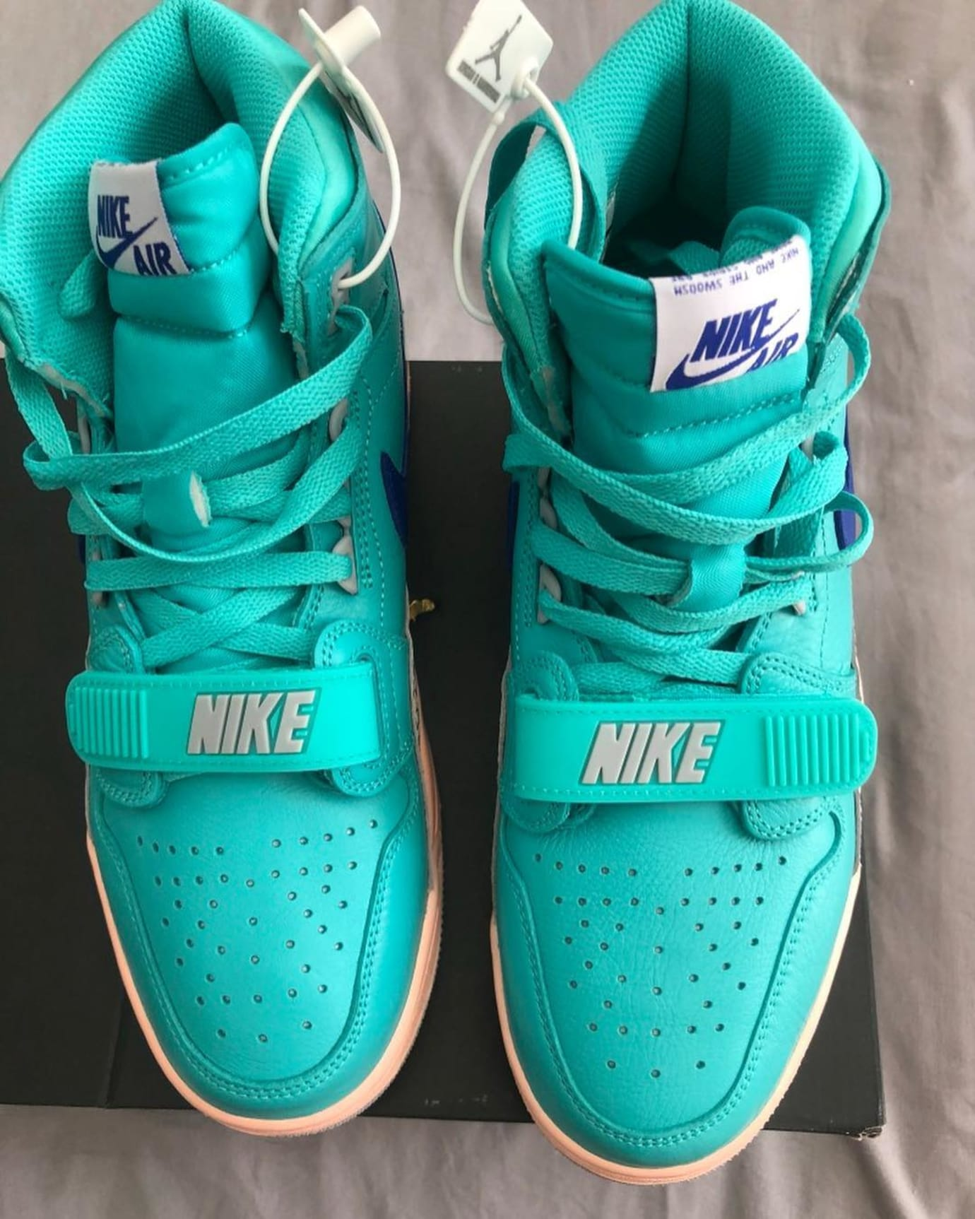 bd7cd93da07939 Image via sayitwityakickz · air-jordan-legacy-312-hyper-jade-top