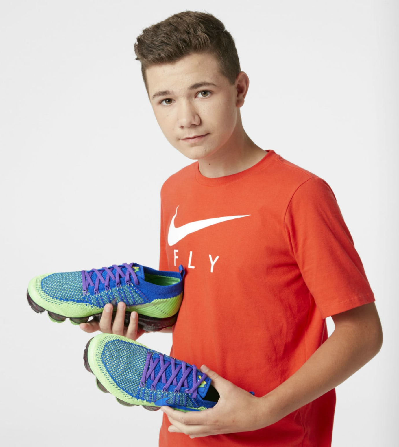 Nike Air VaporMax Doernbecher Andrew Merydith Release Date Portrait