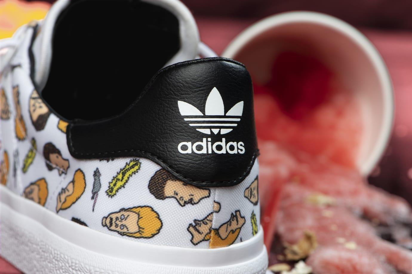 'Beavis and Butt-Head' x Adidas Skateboarding 3MC (Detail)