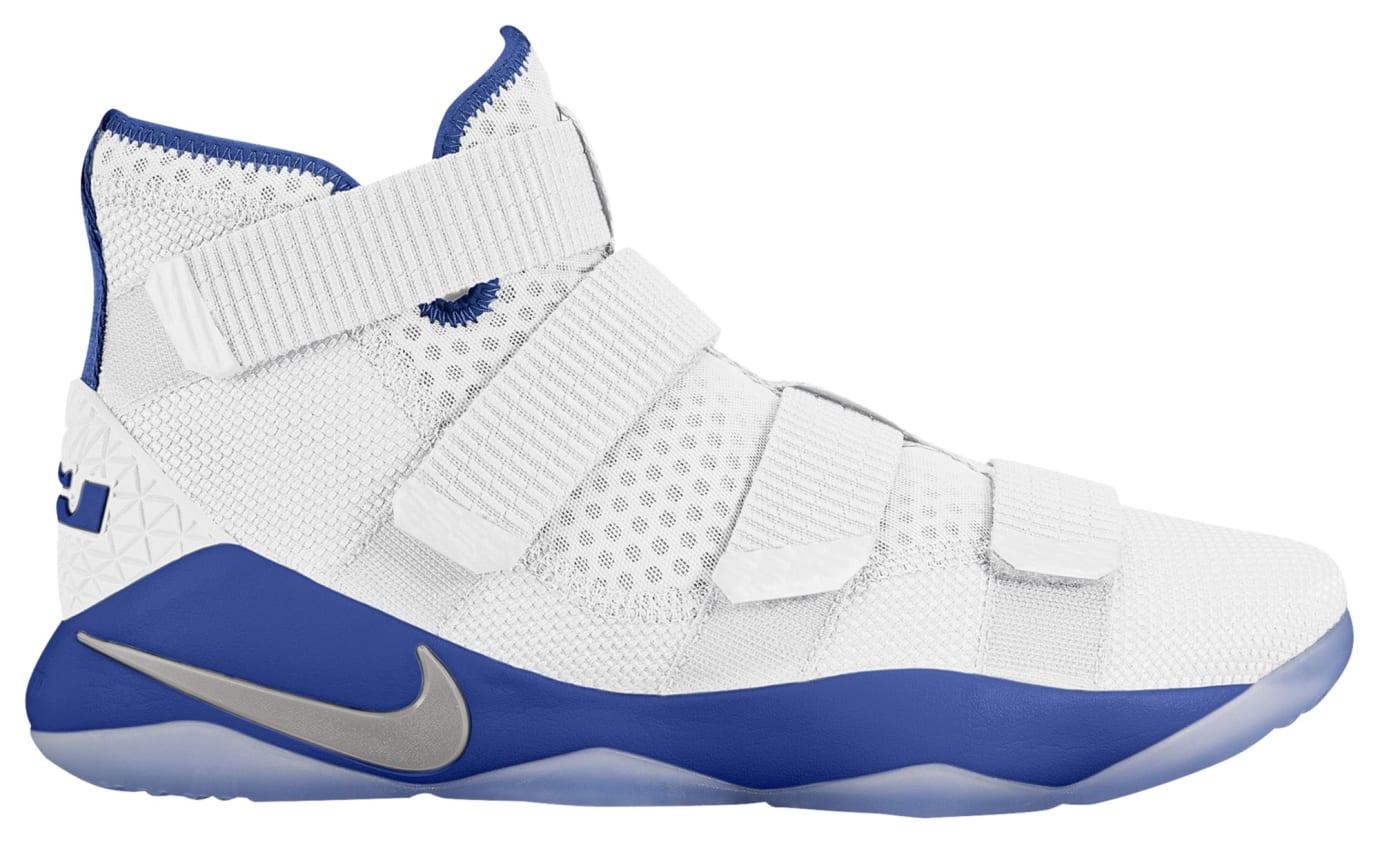 Nike LeBron Soldier 11 TB White Royal