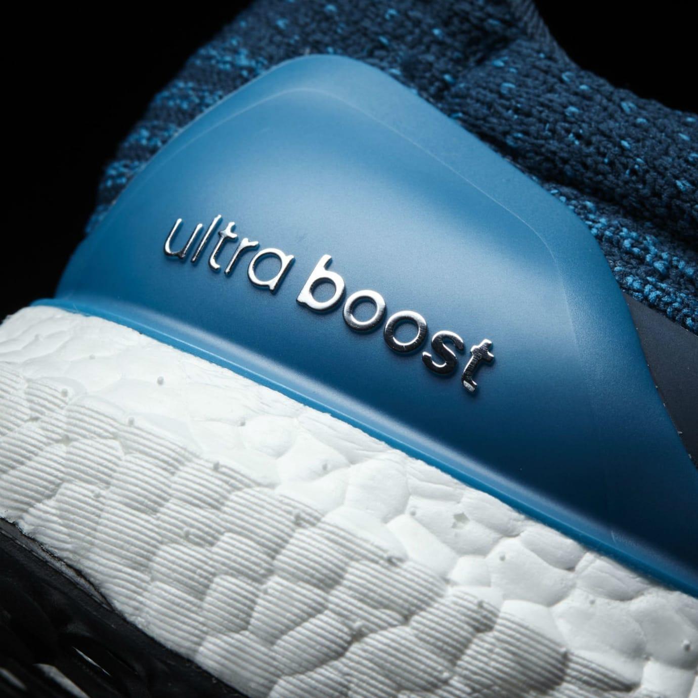 Adidas Ultra Boost Petrol Night Release Date Heel