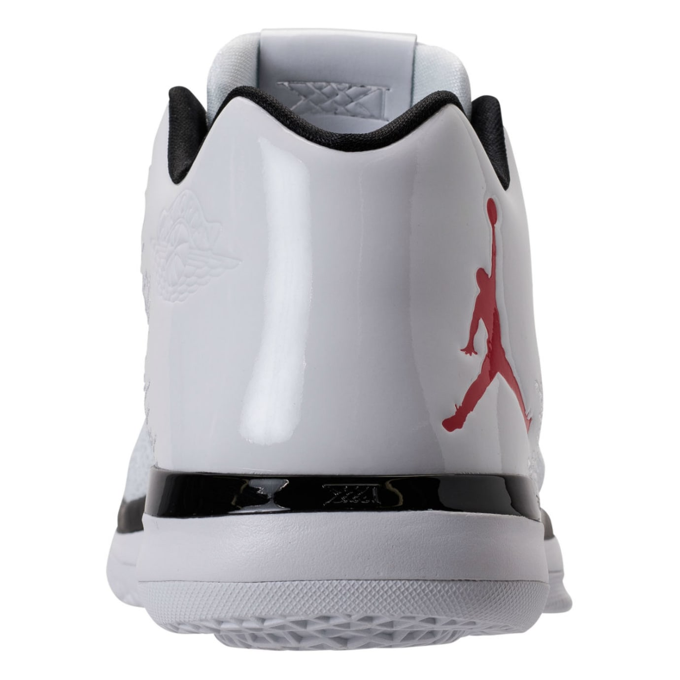 Air Jordan 31 Low Bulls Release Date Heel 897564-101