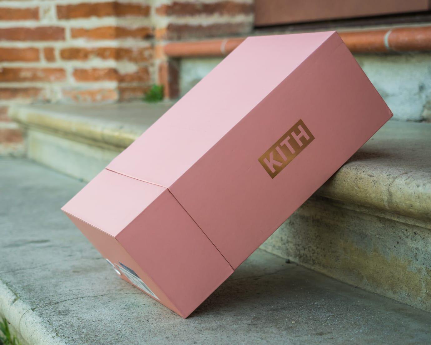 new york 7f5f9 0659c ... Kith Adidas Ultra Boost Ace 16 Pure Control Flamingo Box