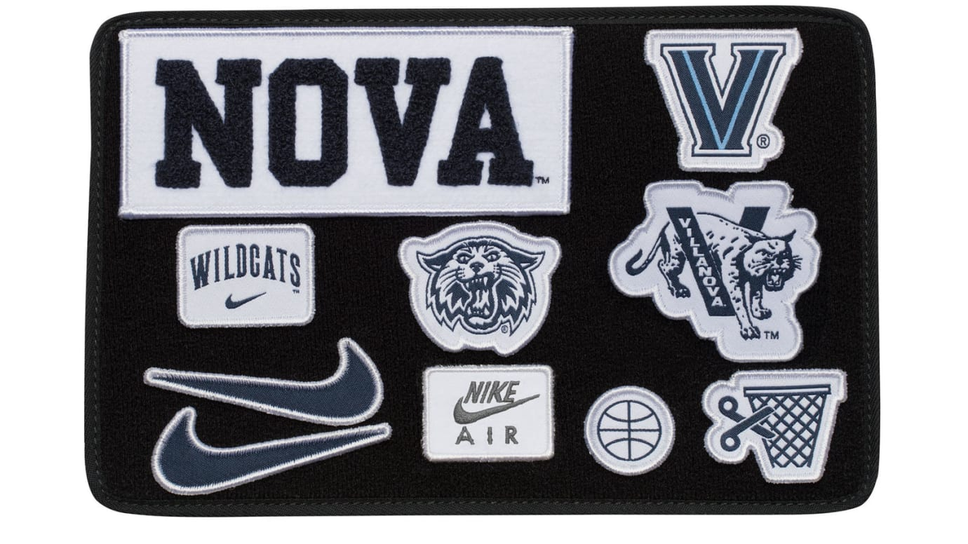 NCAA x Nike Air Force 1 By You 'Villanova'