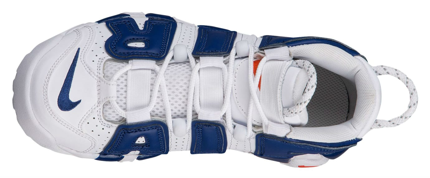 871ca9acb2f Nike Air More Uptempo Knicks Release Date Top
