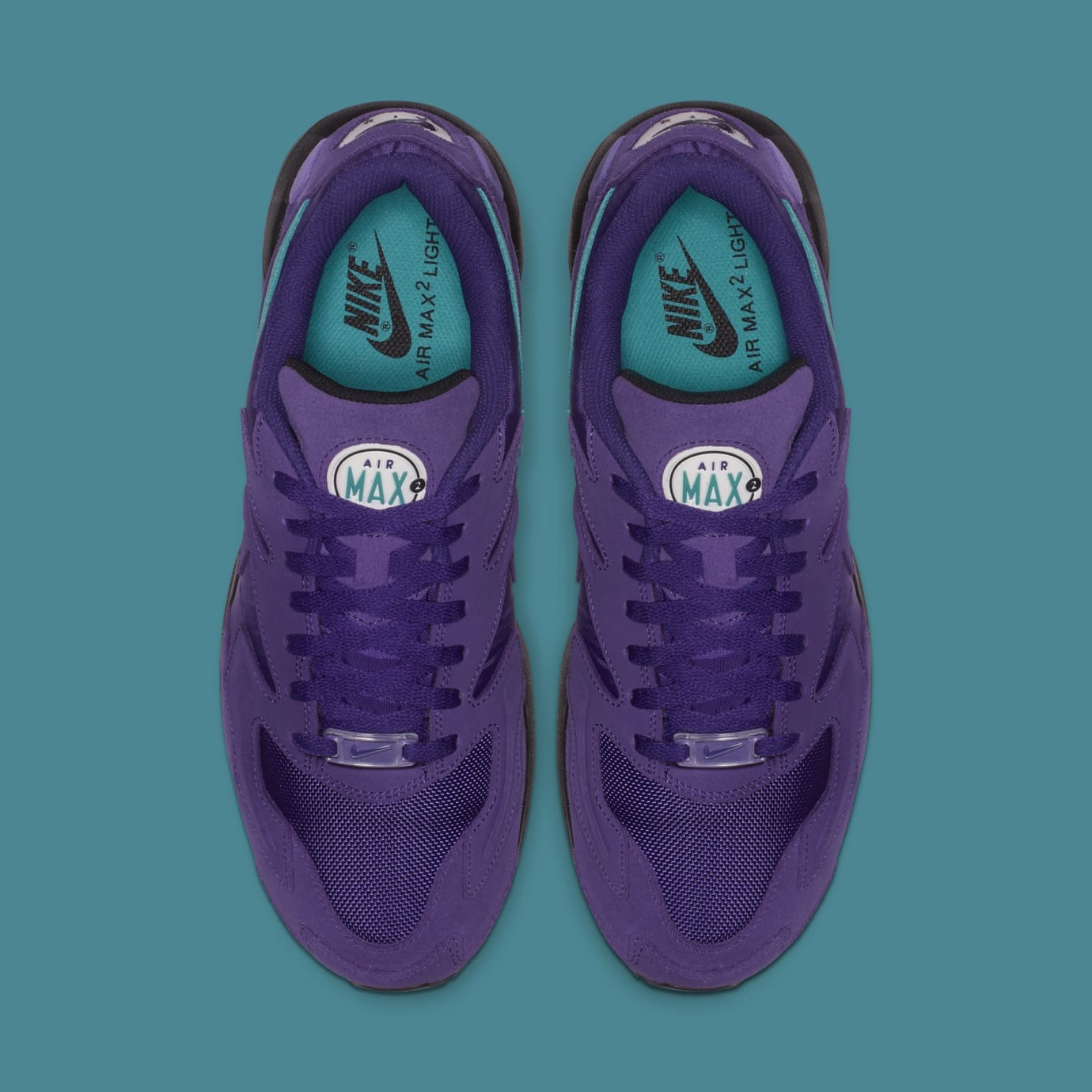 Nike Air Max2 Light 'Purple' AO1741-500 (Top)