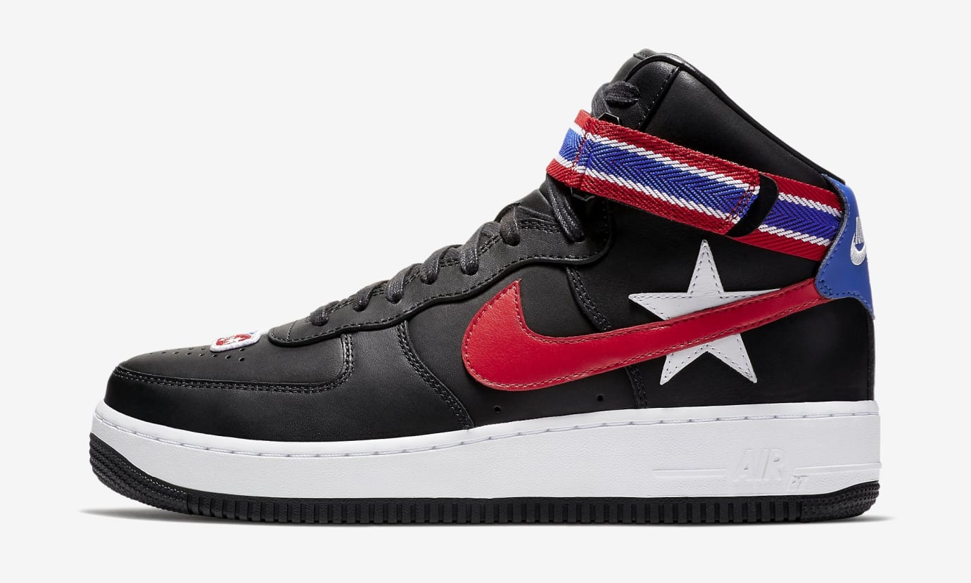 Riccardo Tisci Nike Air Force 1 AQ3366-001 Profile
