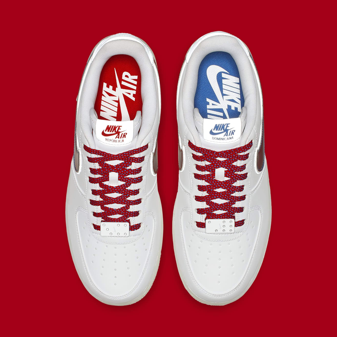 fd02cde2312a Image via Nike Nike Air Force 1 Low De Lo Mio Release Date BQ8448-100 Top