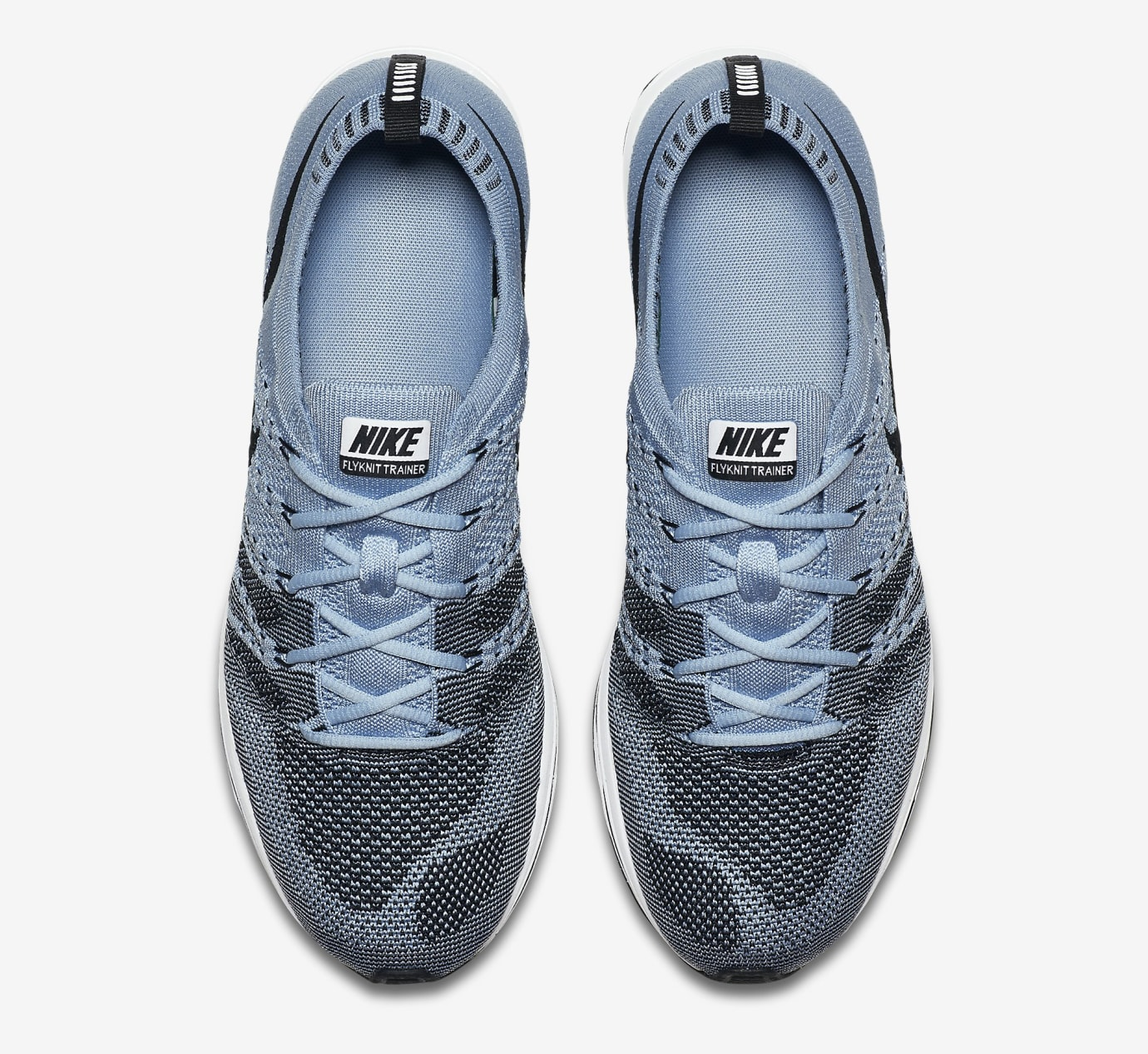 Nike Flyknit Trainer Cirrus Blue AH8396-400 Top