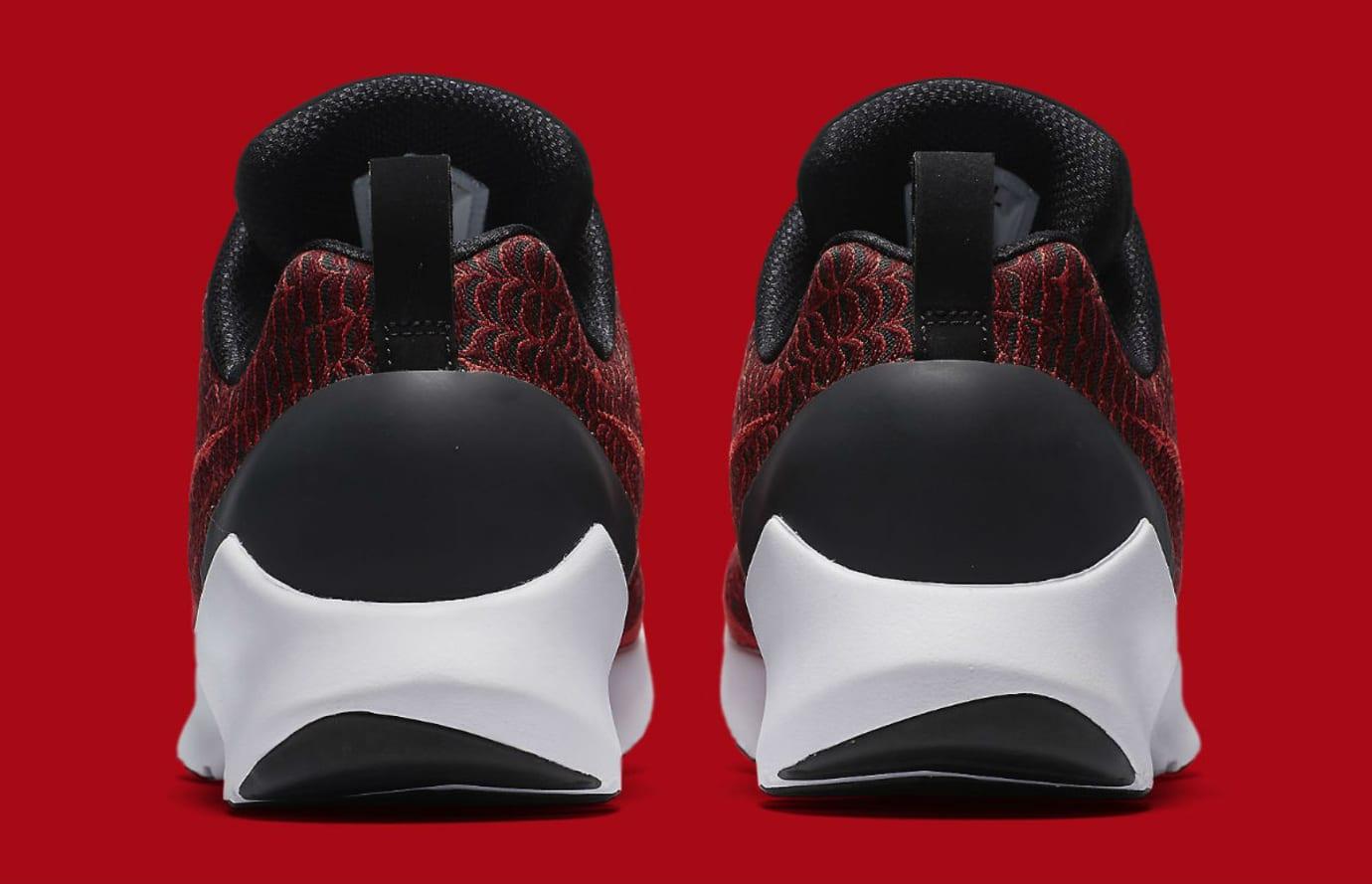 Nike HyperAdapt 1.0 Habanero Red Release Date 843871-600 Heel