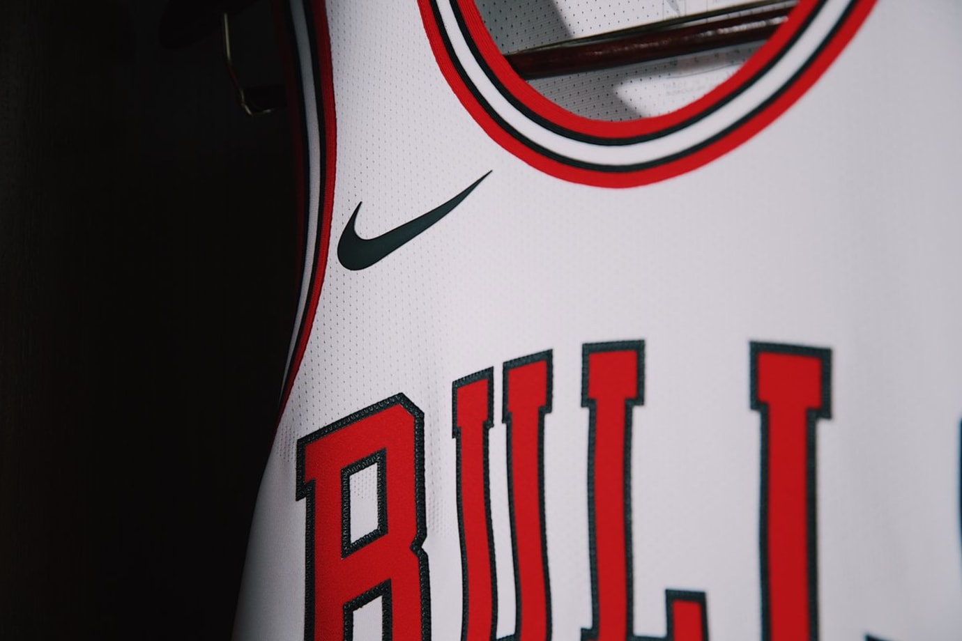 Chicago Bulls Nike Jersey Away Chest