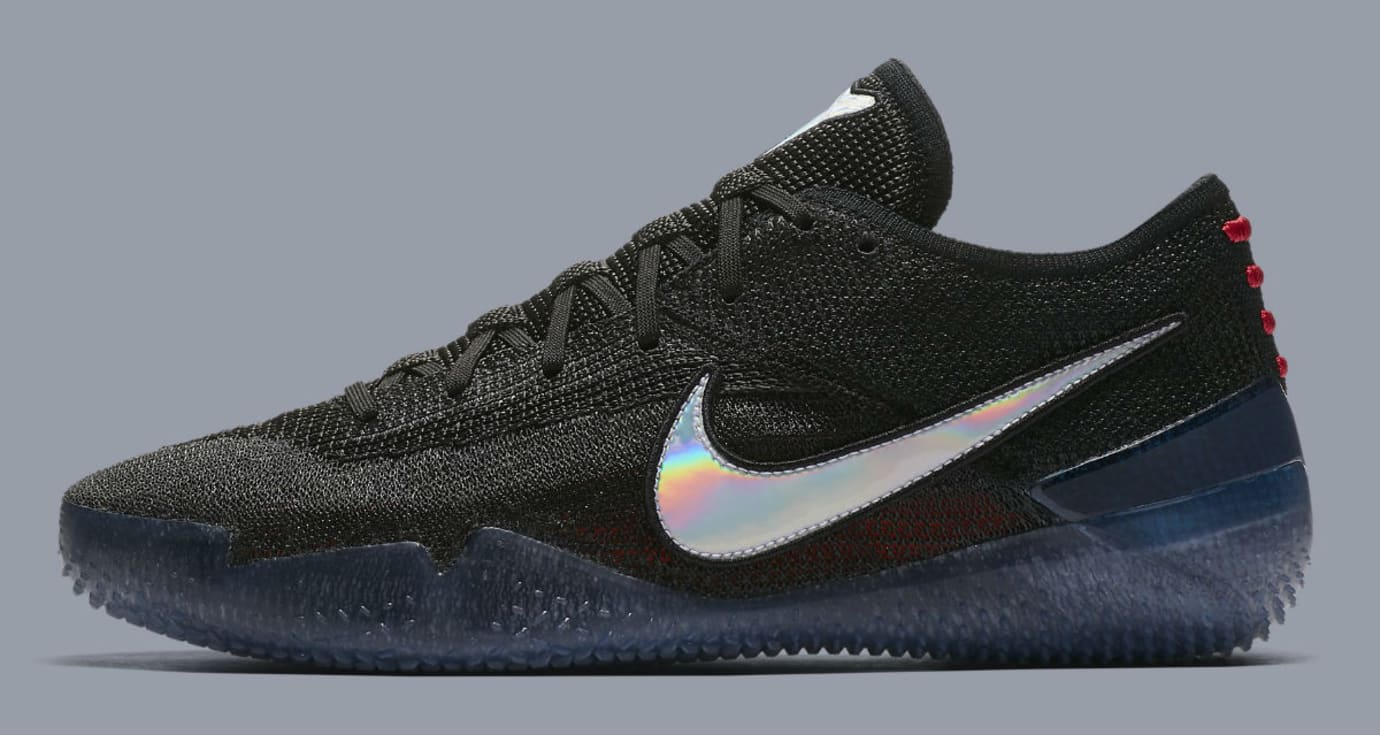 the latest ff7c5 43654 Nike Kobe A.D. NXT 360 Mamba Day Black Release Date AQ1087-001 Profile