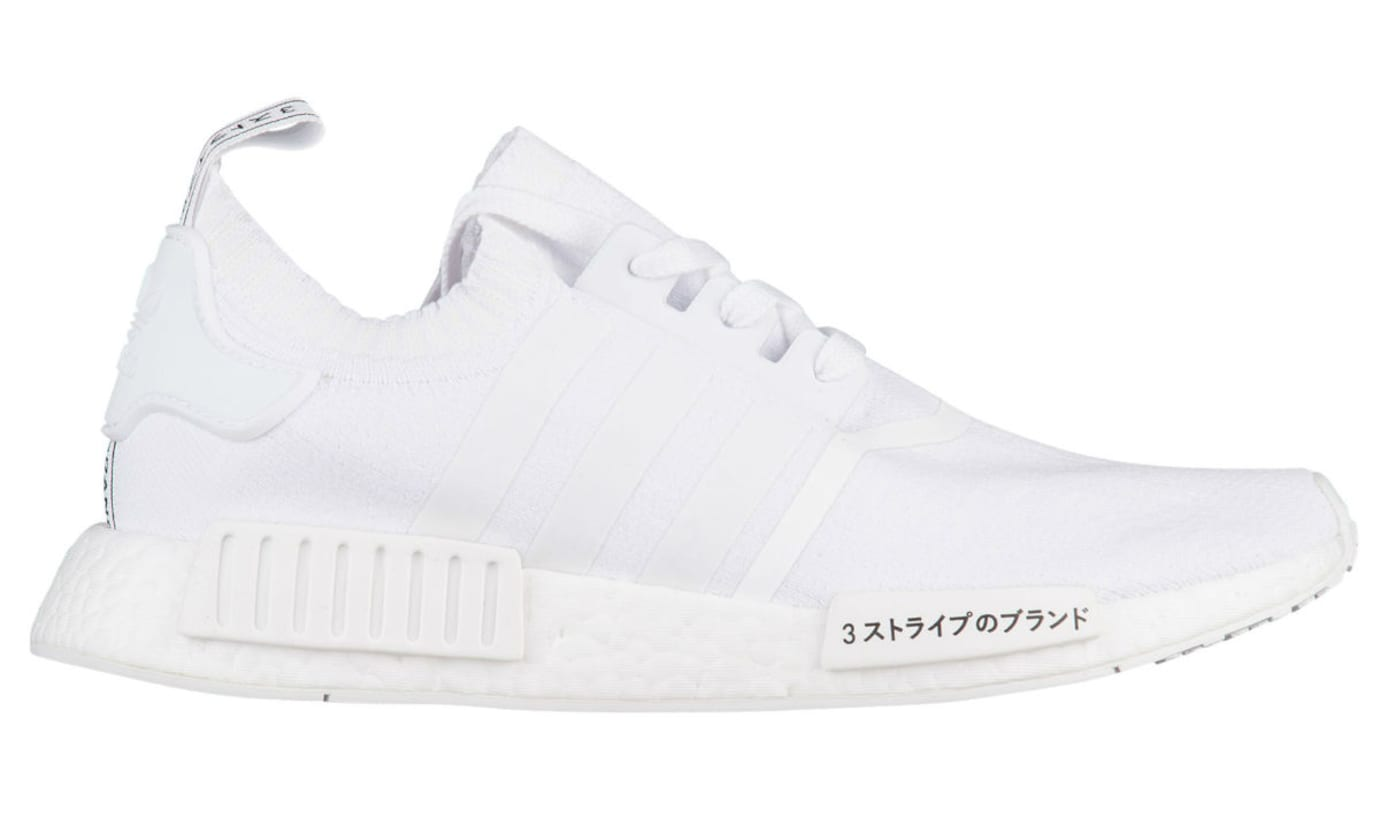 best sneakers d06b2 f0239 Triple White Triple Black Adidas NMD Japan Pack Release Date ...