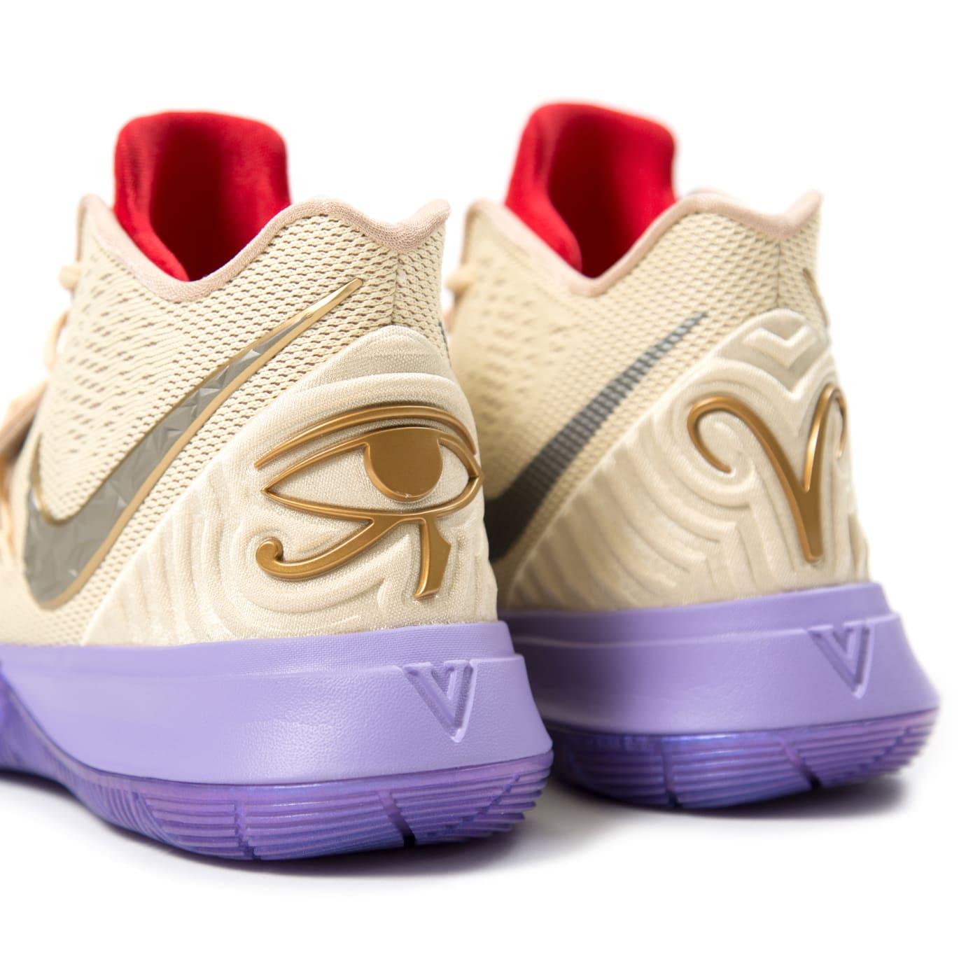 Concepts x Nike Kyrie 5 'Ikhet' (Heel)