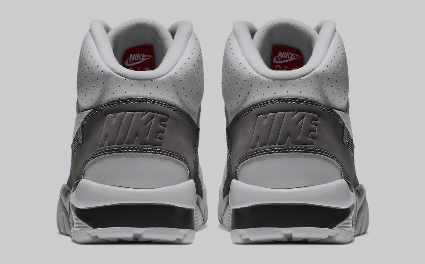 Nike Air Trainer SC High Vast Grey Release Date 302346-020 Heel
